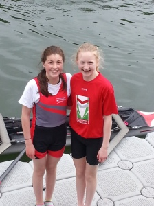 Congratulations also to Lauren Mulligan and Norma Silke who came second in a Junior 14 double. Well done Lauren and Norma!